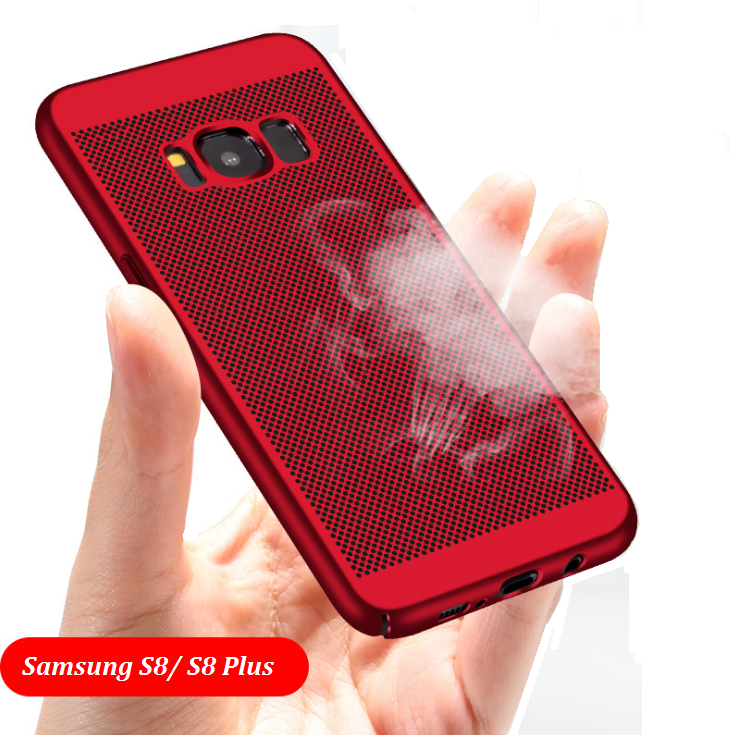 Samsung S8/ S8 Plus Ultra Thin PC Penetrable Case
