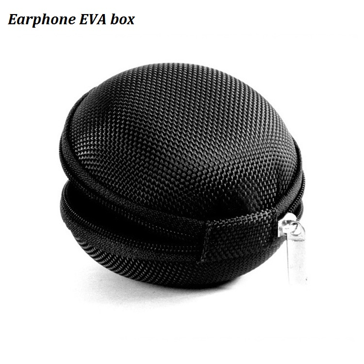 EVA Earphone Carrying Case/Bag/Pouch/Box